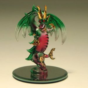 green-red-dragon